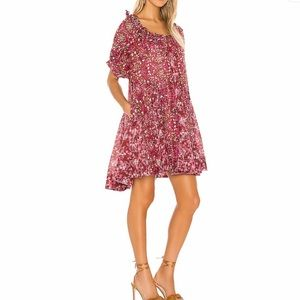 NWT Free People Jet Set Mini Dress XS